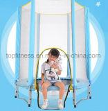 2016 Trampolim de tamanho grande com tamanho personalizado para crianças