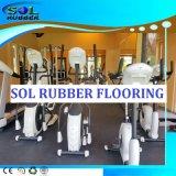 Pavimentazione di gomma eccezionale del rullo di forma fisica di flessibilità e di durevolezza