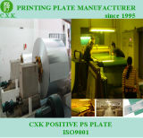 Piatto di alluminio sensibile di PS del positivo