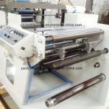 回転式型抜き端末が付いているYbd-320g/450gのスリッター