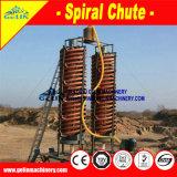 Separatore magnetico per il minerale metallifero della sabbia di ferro, macchina magnetica per il minerale di rutilo