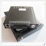 voiture DVR de 3G 4G WiFi 2CH 4CH avec le GPS dépistant l'unité de disque dur de soutien