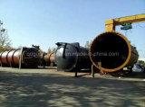 세륨 ISO SGS를 가진 약실 탱크를 가황하는 고무 타이어 및 단화