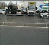 Barrera de tráfico de barrera de acero extraíble