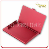 Hot Multicolor Aluminium Business Card Holder