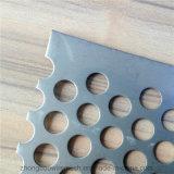 """Löcher des Aluminium-3003 perforierten des Blatt-1/16 """" X12-"""" X12 """" - 1/8 (40% geöffnet)"""