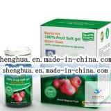 100% Fruit Basha Capsule la perte de poids de l'écrou Slimming Soft Gel