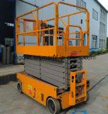 Hydraulisches Mobile Scissor Aufzug-Luftarbeit-Plattform