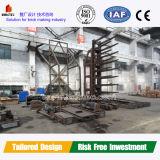 Máquinas Formadoras de bloco para a fábrica de tijolos de cimento