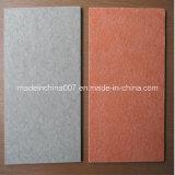 Высокая плотность через доску цемента волокна цвета