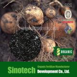 Fonte Leonardit Floco Humate potássio fertilizante 70%
