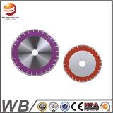 Het duurzame TurboBlad van de Zaag van de Diamant voor Marmeren Concrete Ceramisch van het Graniet