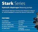 SekoのブランドROの水処理のための投薬ポンプ硬直したシリアル
