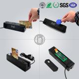 Lecteur de carte magnétique Msr de haute qualité avec USB