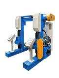 A maquinaria secundária do revestimento do cabo de fibra óptica para o cabo ótico afrouxa a câmara de ar