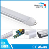 18W Fluorescent Replacement를 위한 1200mm T8 LED Tube UL18W 4 Foot