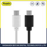 이동 전화를 위한 마이크로 USB 케이블을 비용을 부과하는 고품질 데이터