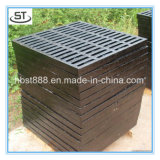 Grata del burrone del ghisa (fabbrica En124 B125 della Cina)