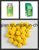 Tapa 2 del OEM en la tablilla masticable de la vitamina C del mundo