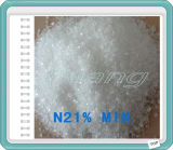 Sulfato do amónio da classe do caprolactam da agricultura N21%