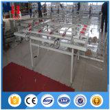 Fechamento Manual da Máquina de alongamento de silk-screen