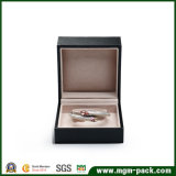 Hot Sale Custom Plastic Velvet Jewelry Box