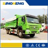 Sinotruk HOWO 6X4 후방 팁 주는 사람 덤프 트럭