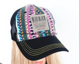 A tendência nova, os chapéus urbanos da forma e os tampões relativos à promoção feitos malha dos esportes dos chapéus