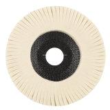 Disco di lana della falda del feltro per il polacco dello specchio
