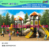 Promotion (HC-6902)の高品質Large Outdoor Kids Playground