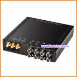 3G/4G/WiFi GPS/disco duro SSD de 4CH Mobile Dvr con 1080P de grabación de bus de vehículo alquiler de carretilla