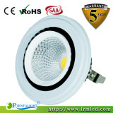 China de fábrica 12W Edison COB LED AR111 Spotlight Luz
