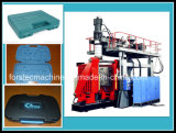 Máquina de molde do sopro da extrusão para as peças de automóvel do HDPE (FSC100)