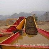 Представление Yuhong самое лучшее, моющее машинаа песка высокой эффективности спиральн