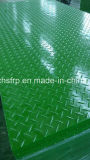 FRP Covered Top Grating met Decrotive Surface voor Trenchs
