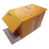 Boîte en carton ondulé de pliage avec impression couleur