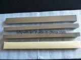 Poli, sol, noir WT20 Dia3.0mm Tungsten électrode de soudure en stock