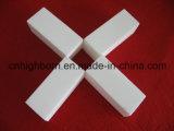 Bearbeitbare Glastonerde-keramischer Block