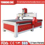 Wohles hölzernes Metall-CNC-Acrylausschnitt-Maschine