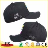 Casquette de baseball de coton personnalisés avec le 3D broderie logo Loisirs Sports Cap