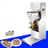 Máquina de moldear de la albóndiga automática comercial del acero inoxidable