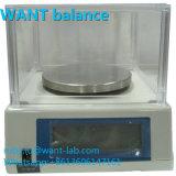 600g 0.1g Miligram двойной ЖК-дисплей цифровые весы с лобового стекла