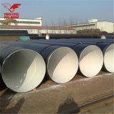 SSAWの水、水圧管のハイドロ力、オイル、ガスのために渦巻状に溶接されるを用いる流動管の管
