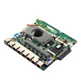 DC12V Stromversorgung DDR3 RAM6 LAN-Brandmauer-Motherboard mit Celeron J1900 Prozessor