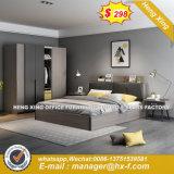 Tête de lit en bois peu coûteux de haut grade Home Bed (HX-8E9200)