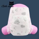 使い捨て可能な赤ん坊のおむつによってはプライベートラベルの赤ん坊のおむつが喘ぐ