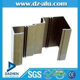알제리아 아프리카 색깔 여러가지 알루미늄 알루미늄 단면도 Windows 문 여닫이 창