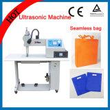 Naaimachine van het Kant van de industrie de Ultrasone voor Sealess Underware