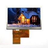 4.3-дюймовый TFT модуль дисплея 480X272 24 бита RGB 45Контакт 300 кд/м2 Q