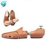卸し売り自然なヒマラヤスギの木製のカスタム製造業者の靴の木